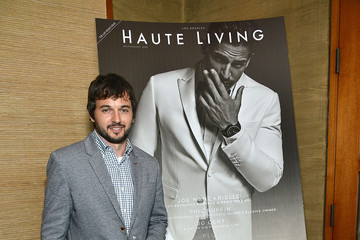 Matthew Rutler Hublot Presents a Private Dinner in Celebration of Joe Manganiello's July/August Cover Of Haute Living Los Angeles