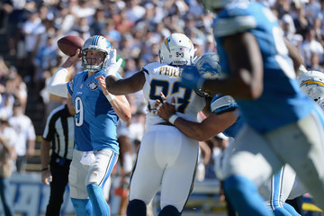 Matthew Stafford Detroit Lions v San Diego Chargers