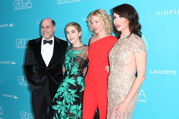 Matthew Weiner 17th Costume Designers Guild Awards With Presenting Sponsor Lacoste - Arrivals