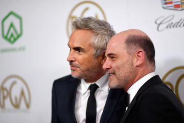 Matthew Weiner 30th Annual Producers Guild Awards  - Arrivals