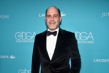 Matthew Weiner 17th Costume Designers Guild Awards With Presenting Sponsor Lacoste - Red Carpet