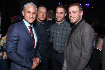 Matthew Wilkas Point Honors Gala Honors Greg Louganis and Pete Nowalk - Inside