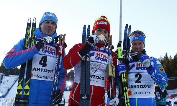 Men's Cross Country Mass Start - FIS Nordic World Ski Championships