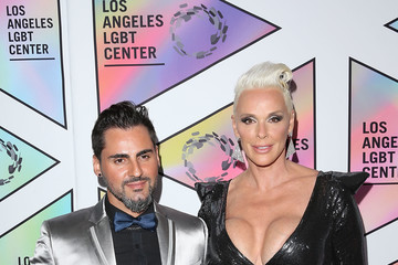 Mattia Dessi Los Angeles LGBT Center's 49th Anniversary Gala Vanguard Awards