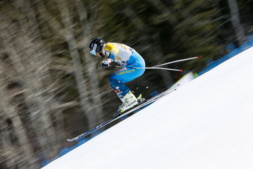 Matts Olsson Audi FIS Alpine Ski World Cup - Men's Giant Slalom and Women's Slalom