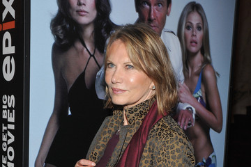 """Maud Adams EPIX And Vanity Fair Present The Premiere Of """"Everything Or Nothing : The Untold Story Of 007"""" - After Party"""