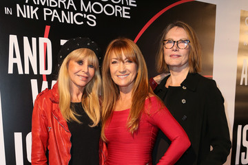 Maud Adams Premiere Of 'And The Winner Isn't' - Arrivals