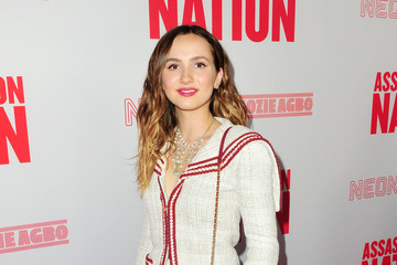 Maude Apatow Premiere Of Neon And Refinery29's 'Assassination Nation' - Arrivals