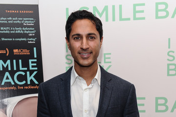 Maulik Pancholy 'I Smile Back' New York Premiere
