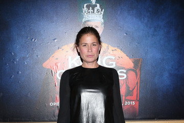 Maura Tierney 'King Charles III' Broadway Opening Night - Arrivals and Curtain Call