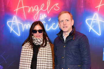 Maura Tierney 'Angels In America' Broadway Opening Night - Arrivals Part 1