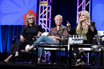 Maureen McCormick Discovery Networks Present At Summer TCA Tour 2019