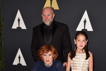 Maureen O'Hara Academy Of Motion Picture Arts And Sciences' 2014 Governors Awards - Arrivals