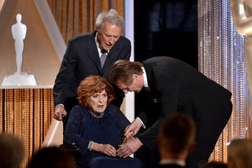 Maureen O'Hara Academy Of Motion Picture Arts And Sciences' Governors Awards - Show
