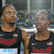 Maurice Mitchell IAAF World Relay Championships - Day 1