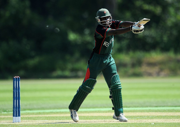 Canada v Kenya - ICC World Cricket League Division One