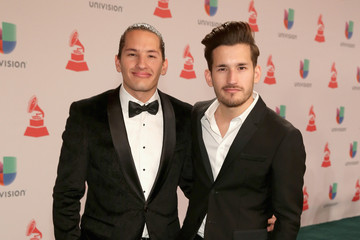 Mauricio Alberto Montaner Heineken, The Official Beer Sponsor Of The Latin GRAMMY Awards, Celebrates The Biggest Night In Latin Music At The 15th Annual Latin GRAMMY Awards - Green Carpet