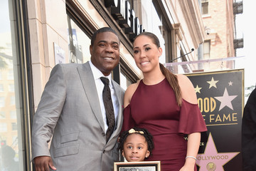 Maven Morgan Tracy Morgan's Star Ceremony On The Hollywood Walk Of Fame