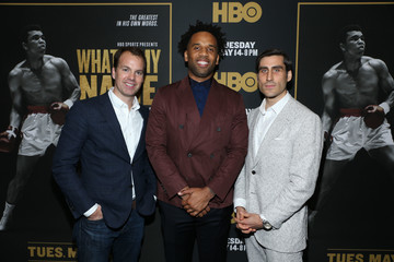 a721c0c06c29 Maverick Carter Premiere Of HBO s  What s My Name  Muhammad Ali  ...