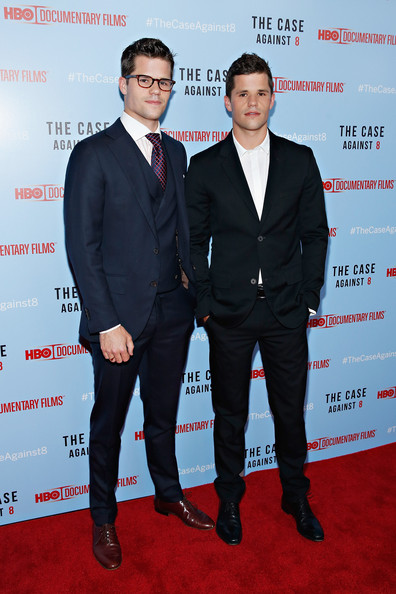 Max Carver - 'The Case Against 8' Screening in NYC