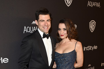 Max Greenfield The 2016 InStyle and Warner Bros. 73rd Annual Golden Globe Awards Post-Party - Red Carpet
