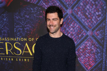 Max Greenfield For Your Consideration Event For FX's 'The Assassination Of Gianni Versace: American Crime Story' - Arrivals