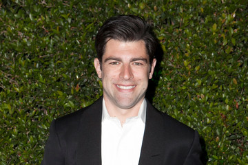 Max Greenfield Arrivals at Fox and FX's Golden Globes Afterparty