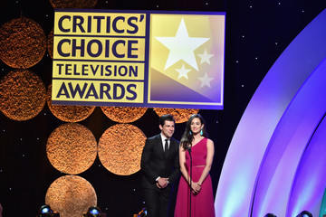 Max Greenfield 4th Annual Critics' Choice Television Awards - Show
