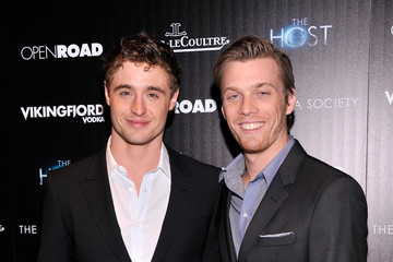 Max Irons Arrivals at 'The Host' Screening in NYC