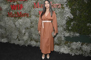Moran Atias attends the 2019 Women In Film Max Mara Face Of The Future, celebrating Elizabeth Debicki, at Chateau Marmont on June 11, 2019 in Los Angeles, California.