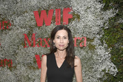 Minnie Driver attends the 2019 Women In Film Max Mara Face Of The Future, celebrating Elizabeth Debicki, at Chateau Marmont on June 11, 2019 in Los Angeles, California.