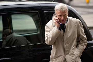 Max Mosley Max Mosley Arrives at Court