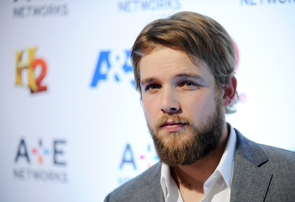Max Thieriot Pictures - Arrivals at A+E Networks Upfront ...