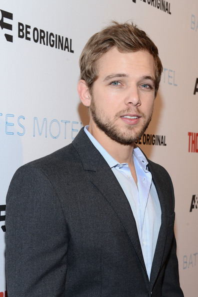Max Thieriot Pictures Arrivals At The A Amp E Premiere Party
