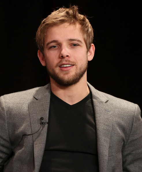 "Max Thieriot Bates Motel A&e's ""bates motel"" tca panel"