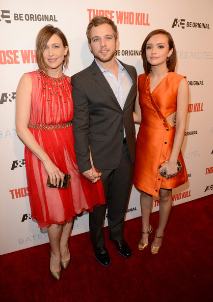 """A&E's """"Bates Motel"""" and """"Those Who Kill"""" Premiere Party - Red Carpet"""