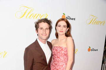 Max Winkler Premiere Of The Orchard's 'Flower' - Arrivals