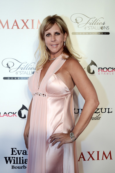 vicki gunvalson new boyfriend. Vicki Gunvalson attends the