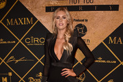 Model Kayla Rae Reid attends the Maxim Hot 100 Party at the Hollywood Palladium on July 30, 2016 in Los Angeles, California.