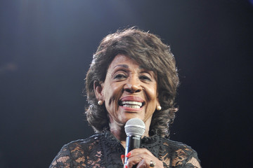 Maxine Waters Beautycon Festival Los Angeles 2019 - Day 2