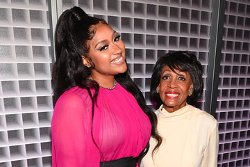 Maxine Waters BET Awards 2021 - Backstage