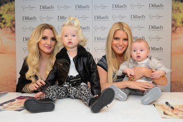 Maxwell Johnson Jessica Simpson Collection Event in Dallas