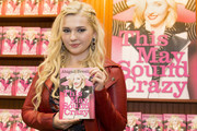 'This May Sound Crazy' Book Signing with Abigail Breslin