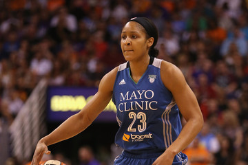 Maya Moore WNBA All-Star Game 2014