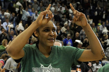 Maya Moore Atlanda Dream v Minnesota Lynx