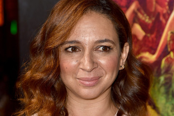 "Maya Rudolph Premiere Of Warner Bros. Pictures' ""Inherent Vice"" - Red Carpet"