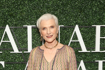 Maye Musk Maison de Mode's Sustainable Style Awards presented by Aveda at 1Hotel West Hollywood