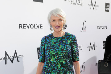 Maye Musk Daily Front Row's 3rd Annual Fashion Los Angeles Awards - Red Carpet