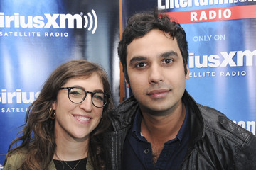 Mayim Bialik SiriusXM's Entertainment Weekly Radio Channel Broadcasts From Comic-Con 2015