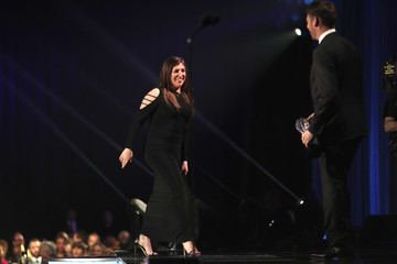 Mayim Bialik The 23rd Annual Critics' Choice Awards - Inside